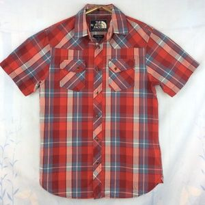 The North Face Button Up Shirt Men's Small